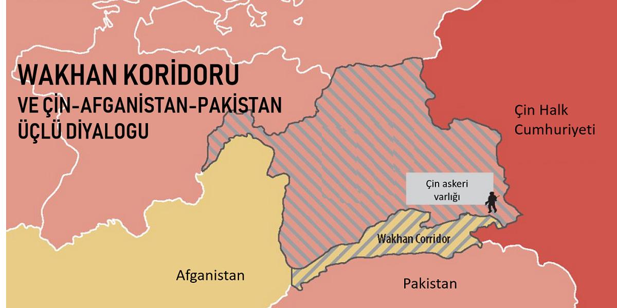 TASAV -TASAV - Wakhan Koridoru ve Çin-Afganistan-Pakistan Üçlü Diyalogu