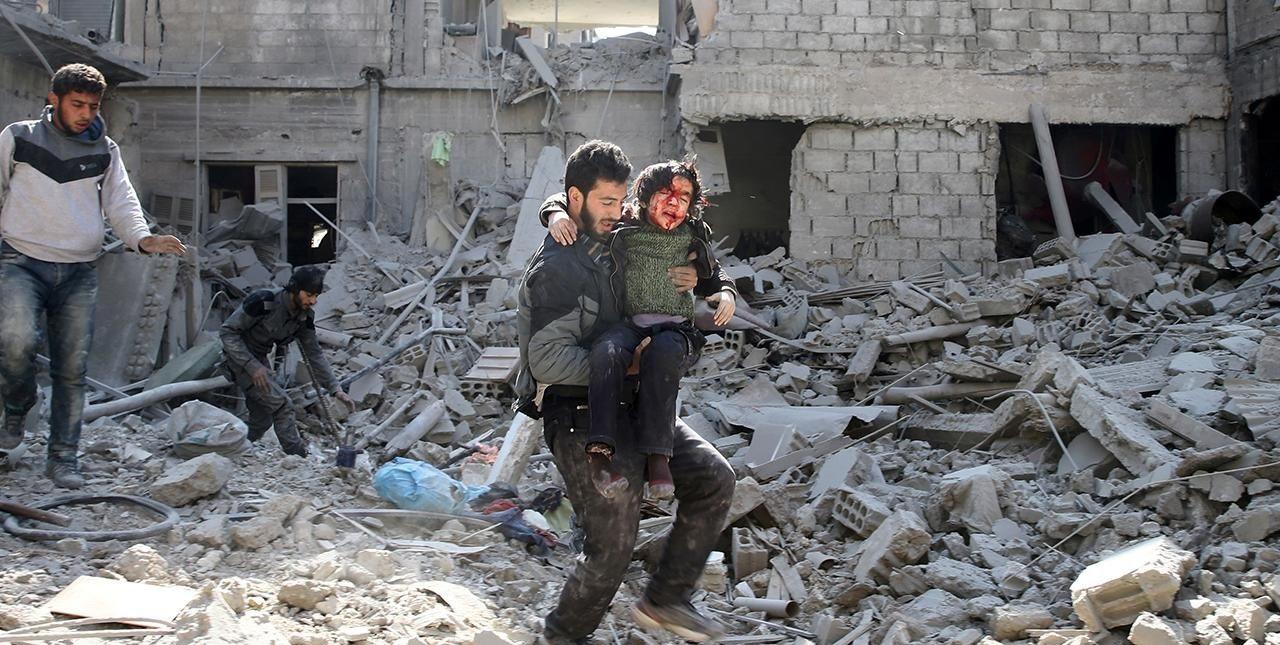 Dikkatlerden Kaçan Gerçek: Suriye'de İşlenen İnsanlığa Karşı Suçlar